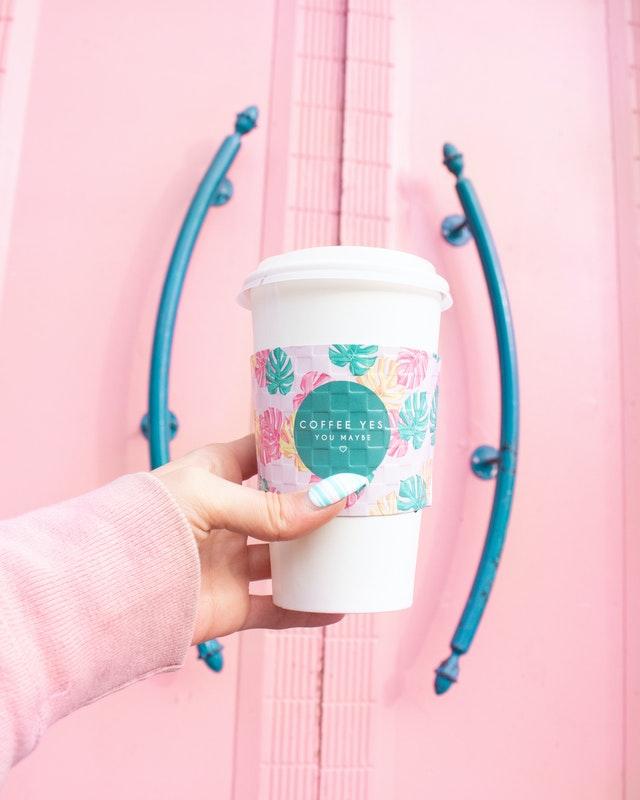 coffee cup bedrukken